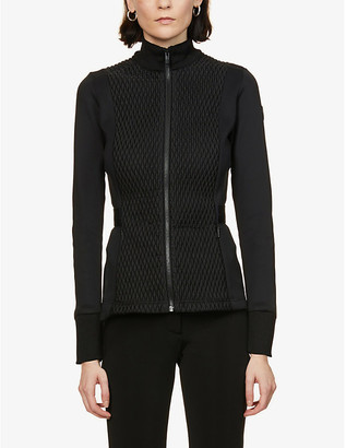 Fusalp Meryl quilted stretch-woven jacket