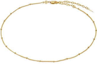 Missoma Bobble 18kt gold vermeil choker