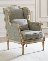 John-Richard Collection Rayna Wingback Chair
