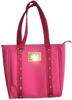 Louis Vuitton \Hampstead\ canvas handbag