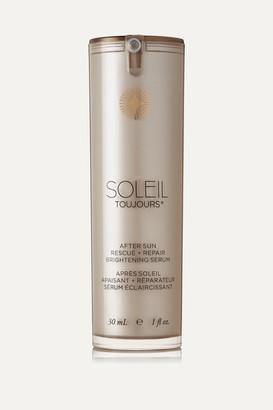 Soleil Toujours Net Sustain After Sun Rescue Repair Brightening Serum, 30ml - Colorless