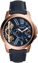 Fossil ME1162 Grant Watch Blue