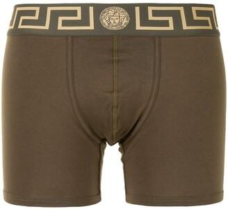 Versace Greca Border Boxer Briefs