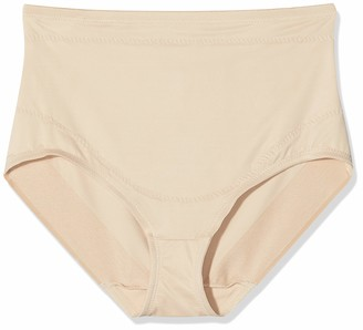 Miraclesuit Women's Culotte Gainante Mi-Haute Nude-Flexible Fit Waist Shapewear