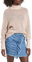 The Fifth Label Women's Triangle Knit Pullover