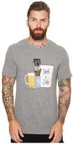 Original Penguin Short Sleeve Drink and Draw Tee Men's T Shirt