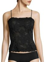 Josie Natori Underpinnings Floral Lace Camisole