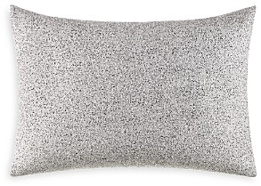 Vera Wang Grisaille Weave Netting Breakfast Pillow, 15 x 22