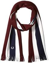 Fred Perry Men's College Stripe Scarf