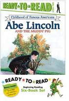 Simon & Schuster Childhood Of Famous Americans Ready-to-read Value.