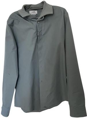 Hermã ̈S HermAs Green Cotton Shirts