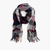 J.Crew Cashmere scarf in plaid