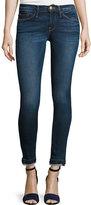 Frame Le Skinny de Jeanne Jeans w/Released Hem, Sutter