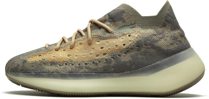 Adidas Yeezy Boost 380 'Mist' Shoes - Size 4.5