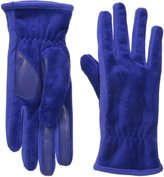 Isotoner Women's Smartouch Teddy Stretch Fleece Glove