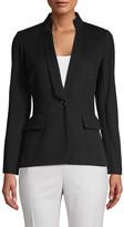 St. John Pique-Knit Jacket