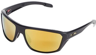 Oakley Split Shot (Matte Black) Sport Sunglasses