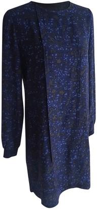 Baum und Pferdgarten Blue Silk Dresses