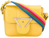 Sara Battaglia 'Lucy' mini cross body bag - women - Calf Leather - One Size