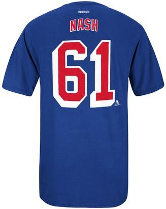 Reebok Men's New York Rangers Rick Nash Premier Tee