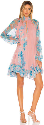 HEMANT AND NANDITA Millim Mini Dress