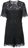 Veronica Beard lace mini dress