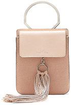 Louise et Cie Julea Tasseled Bracelet Mini Bag