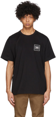Burberry Black Karlford Logo T-Shirt