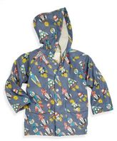 Hatley Baby's, Toddler's & Little Kid's Classic Rocket Printed Raincoat