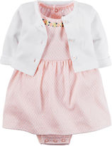 Carter's 2-pc. Dress Set - Baby Girls newborn-24m