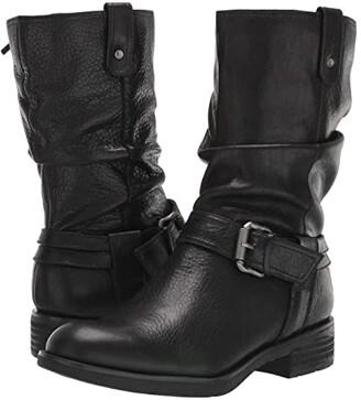 Sofft Bostyn Waterproof (Black Wild Steer) Women's Shoes
