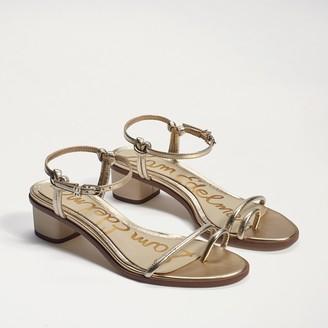 Isle Ankle Strap Block Heel Sandal