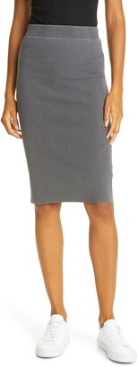 NSF Lyla Rib Skirt