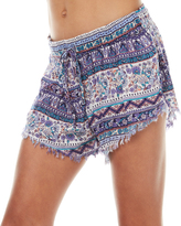Billabong Kids Girls Gypsy Tribe Short Blue