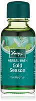 Kneipp Herbal Bath, Travel Size, Cold Season Relief, Eucalyptus, 0.67 fl. oz.