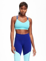 Old Navy Go-Dry Light Support Cami Sports Bra for Women