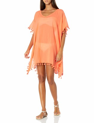 Seafolly Women's Cotton Gauze Sarong Swimsuit Cover Up