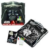 Star Wars Darth Vader Rolling Art Desk - Multi-Colored