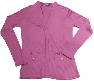 Anya Hindmarch Pink Cashmere Knitwear