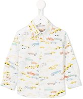 Paul Smith car print shirt