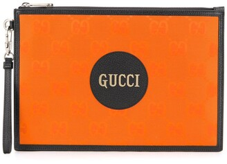 Gucci Off The Grid GG clutch bag