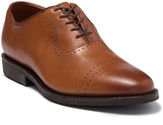 Allen Edmonds Ballard Cap Toe Leather Oxford - Wide Width Available