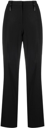 Dolce & Gabbana Pre-Owned 1990s Flared Tailored Trousers