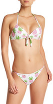 Letarte Pineapple Halter Bikini Set