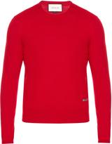 Gucci Crew-neck wool sweater