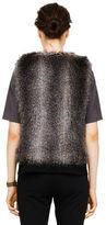 Club Monaco Matilda Faux Fur Vest