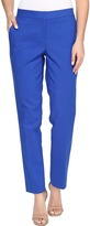 Vince Camuto Front Zip Ankle Pants