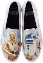 Sperry Star Wars Men's Cloud Slip-on Droids Sneakers