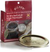 KILNER Kilner Genuine Preserve Lid Seals 12 Pk
