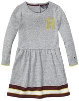 Tommy Hilfiger Th Kids Varsity Sweater Dress